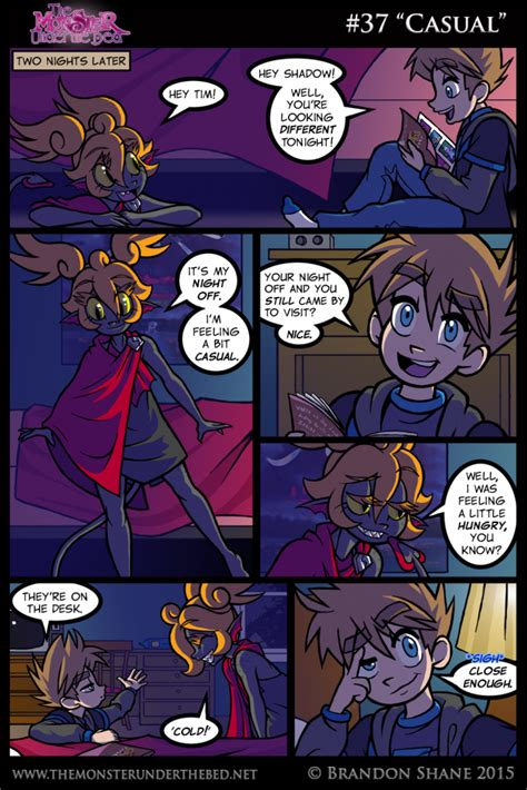 monster under the bed comic 37 casual the monster under the bed