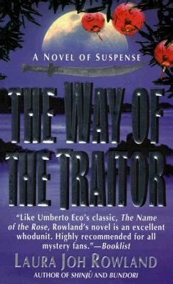 The Way Of The Traitor the way of the traitor by joh rowland mass market