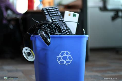 Make Electronic Trash Into Something New by New Year S Will Make Improper Disposal Of Electronics