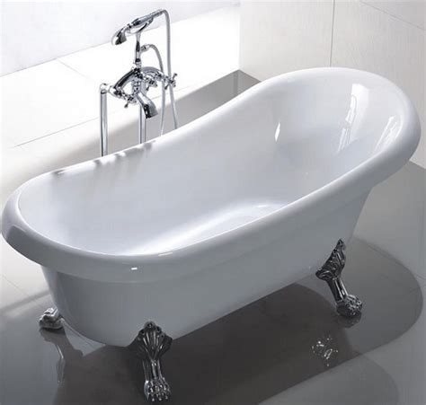 pros and cons of acrylic bathtubs clawfoot tubs pros and cons for your bathroom remodel