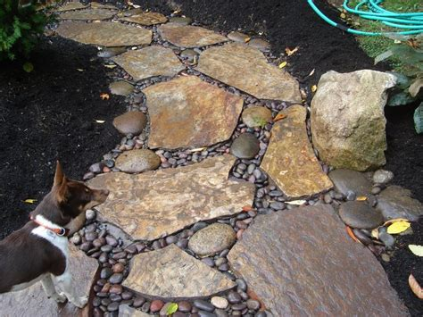 How To Make A River Rock Patio mountain landscape coloring sheet small river rock patio