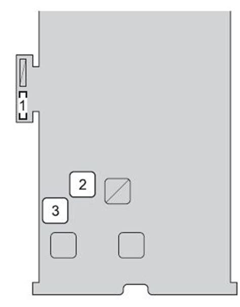 toyota yaris mk2 fuse box diagram auto genius free
