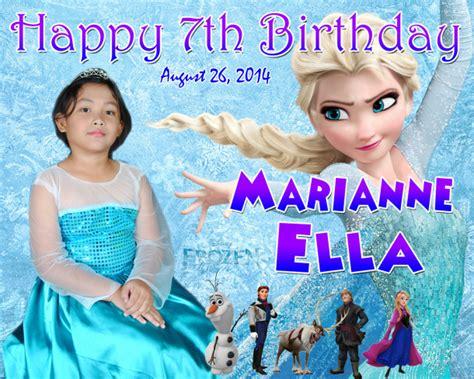ella  birthday elsa frozen cebu balloons  party