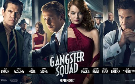 film gangster squad online free gangster squad 2013 movie wallpapers hd wallpapers id