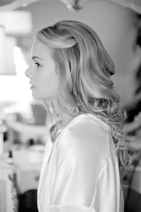soft and touchable curls touchable tresses romantic bridal hair inspiration