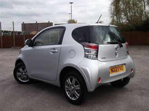 toyota iq toyota iq vvt i iq2 for sale brighouse west yorkshire