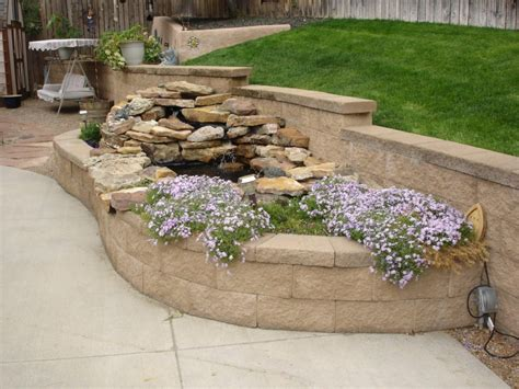 Retaining Wall Planter by Retaining Wall Planters Images
