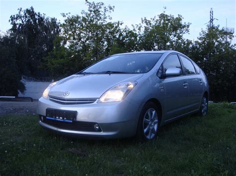 2006 Toyota Prius Problems Used 2006 Toyota Prius Photos 1500cc Ff Cvt For Sale