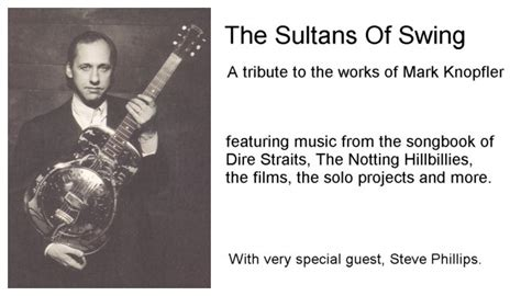 the sultans of swing band steve phillips and the blue moon playboys