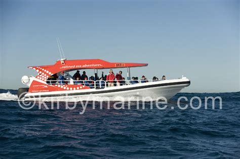 rottnest express boats custom naiad eco tourism vessels perth wa kirby marine