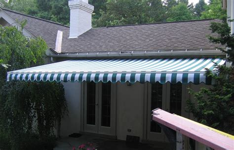 Sunair Retractable Awnings by Sunair Motorized Retractable Eave Mounted