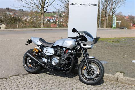 Yamaha Motorrad G Ppingen by Umgebautes Motorrad Yamaha Xjr 1300 Racer Von Motorcorner