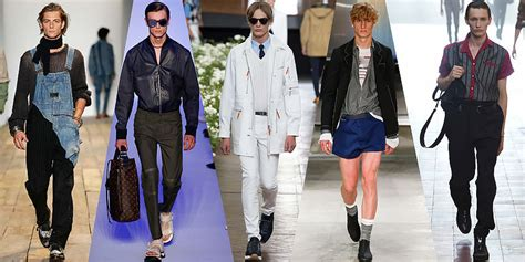 menswear denim winter 2015 trends top 5 menswear spring summer 2016 trends to try now
