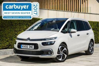 F1 Calendar 2017 C4 New Citro 203 N Grand C4 Picasso Named Best Seven Seater In