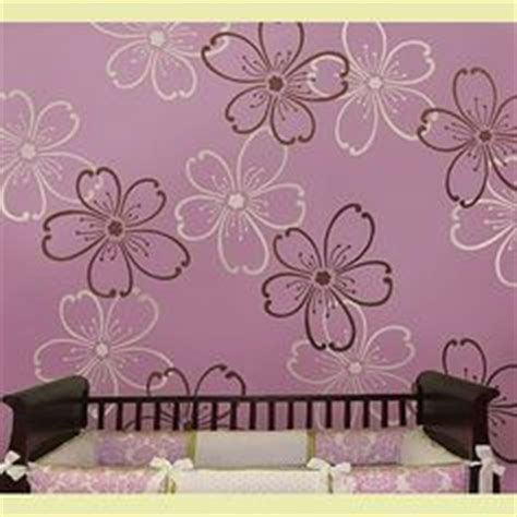 floral borders for living room wall stencils paint ideas free stencils collection flower stencils stenciling