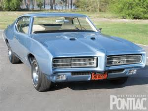Pictures Of 1969 Pontiac Gto 1969 Pontiac Gto Rod Network