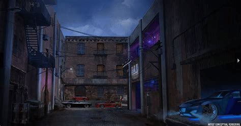 fast and furious universal orlando photos new concept art for fast furious supercharged