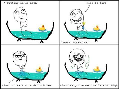 bathtub farts fart in bath oc