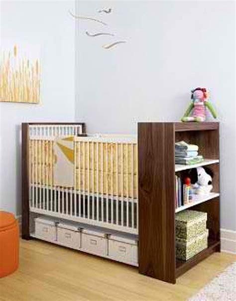 Baby Cribs With Storage Space Saving Baby Crib Shelf Storage Skyler S Nursery Pintere