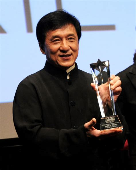 chinese film nyc jackie chan in jackie chan honored in nyc part 2 zimbio