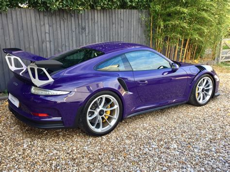 991 Gt3rs Price by Sold Porsche 911 991 Gt3 Rs