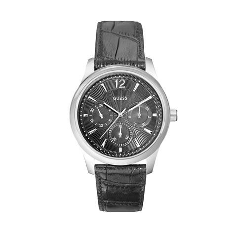 Jam Tangan Wanita Sport Guess Crhono On Stainless Steel 3 jual guess w0475g1 jam tangan pria harga