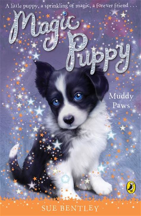 puppy book magic puppy muddy paws scholastic book club