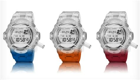 Cadio Baby G Rube casio g shock baby g with breathalyzer for vodka