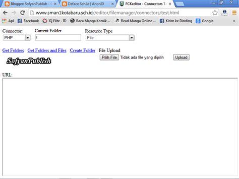 Tutorial Deface Website Untuk Pemula | cara deface website sekolah bagi pemula kumpulan