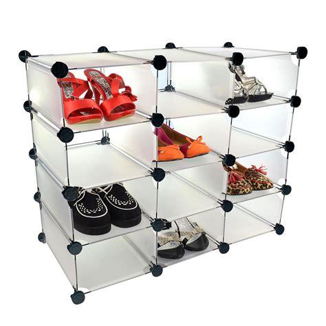 shoe box storage shelves shoe box storage shelf 28 images new 12 compartment