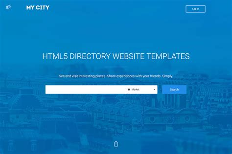 free website templates for business in html5 85 business directory templates j mydirectory joomla