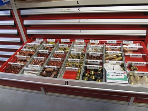 Warehouse Drawers by Rousseau Storage Solutions High Density Drawers And