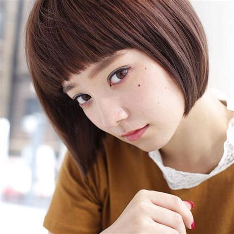 Japanese Hairstyles by 26 Lovely Bob Hairstyles Medium And Bob