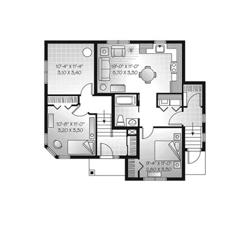 european house plans with basement shady crest european home plan 032d 0761 house plans and more