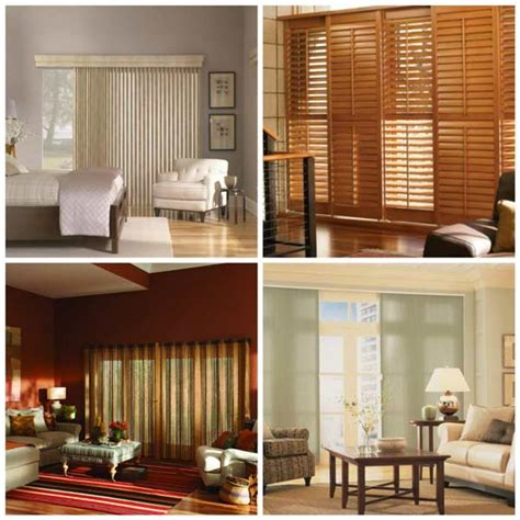 vertical shades for patio doors custom window treatments for doors and patio doors