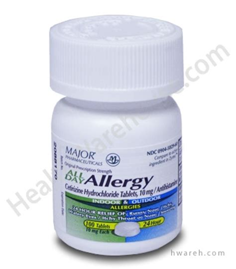 Obat Cetirizine Hydrochloride glimepirid hexal 1mg glucophage 850 mg ne i蝓e yarar
