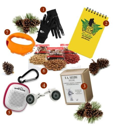 holiday gift guide hikers pocket ranger 174 blog