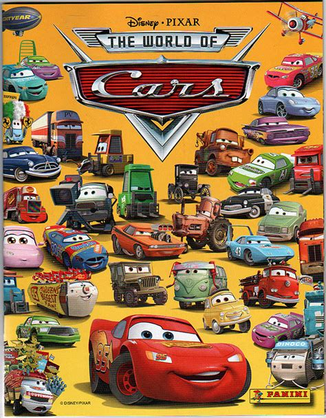disney pixar cars the books of cars 2009 update take five a day disney pixar cars stickler for stickers of stickers mcqueen take five a day