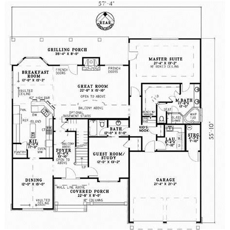 747 floor plan country style house plans plan 12 747
