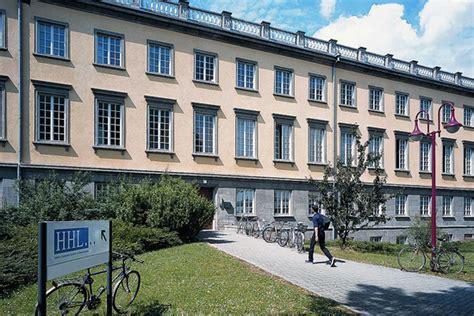 Leipzig Mba by Handelshochschule Leipzig Mba Vergleich De
