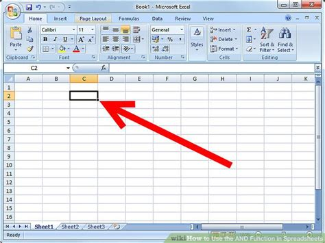Spreadsheets Functions by How To Use The And Function In Spreadsheets 9 Steps