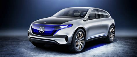 Compact Design by Mercedes Benz Concept Eq The Electric Suv Of The Future