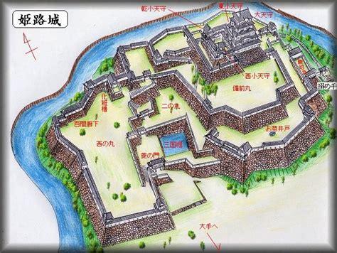 himeji castle floor plan the 25 best ideas about himeji castle on pinterest