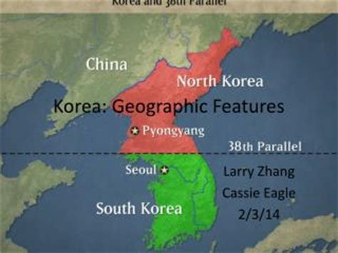 5 themes of geography south korea ppt geographic features powerpoint presentation id 7063202