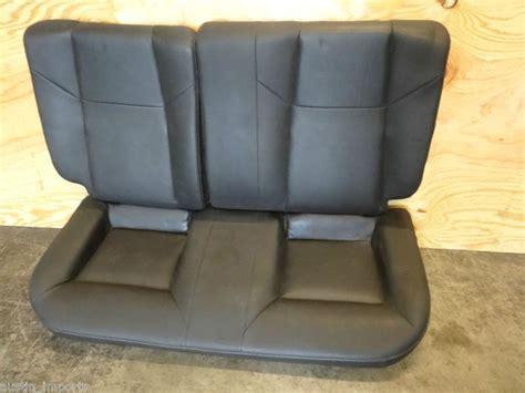 bench bucket seats sell chevrolet cobalt ss coupe rear bench recaro bucket