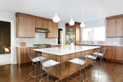 15 beautiful mid century modern kitchen interior designs