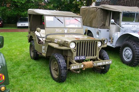 Willys Mb Jeep Willys Mb Jeep Picture 12 Reviews News Specs Buy Car