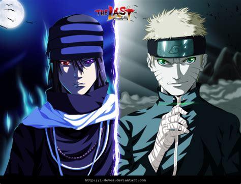 film naruto vs sasuke naruto and sasuke the last movie by i devos on deviantart