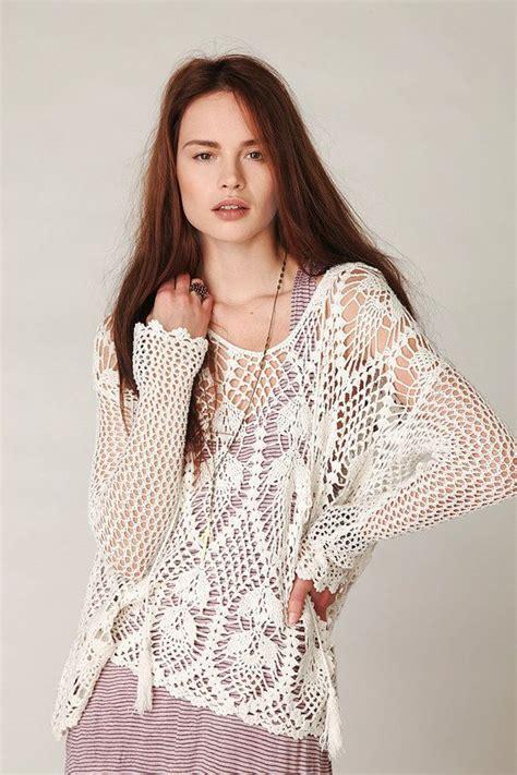 Midea Tunik Black 17 best images about etsy on crochet blouse