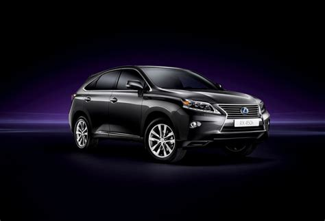 Suv Hybrid Mpg by Lexus Hybrid Suv Gas Mileage Best Midsize Suv
